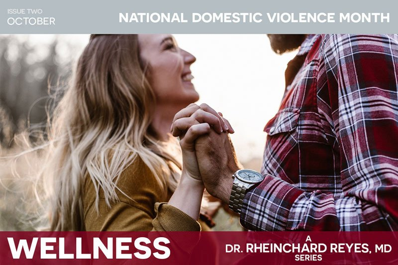 October 2019 issue 2 National Domestic Violence Awareness Month