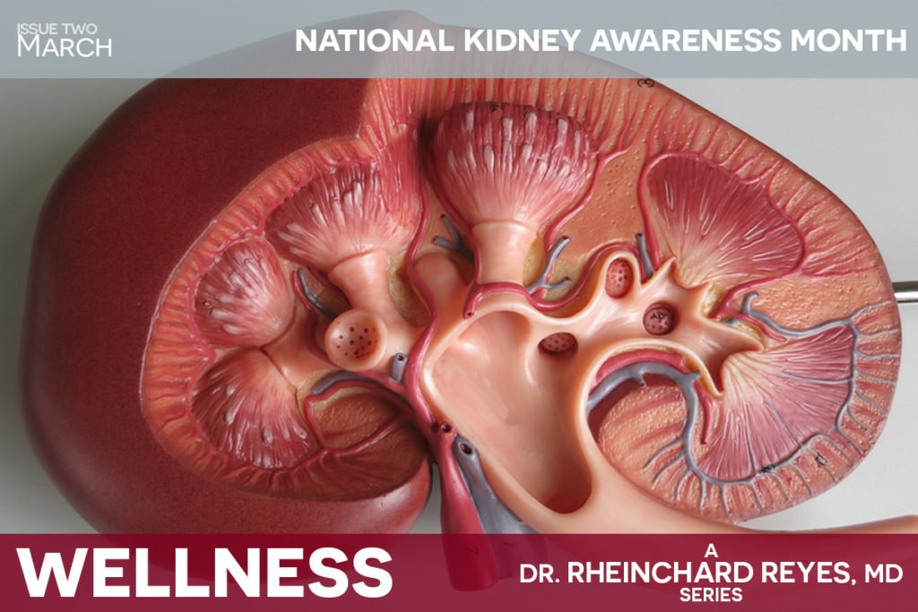 March National Kidney Month