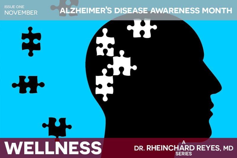 November 2019 Issue ONE Alzheimer
