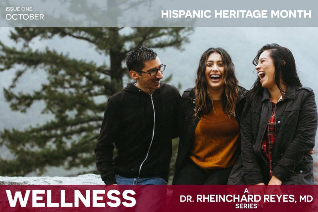 October 2019 issue 1 Hispanic Heritage