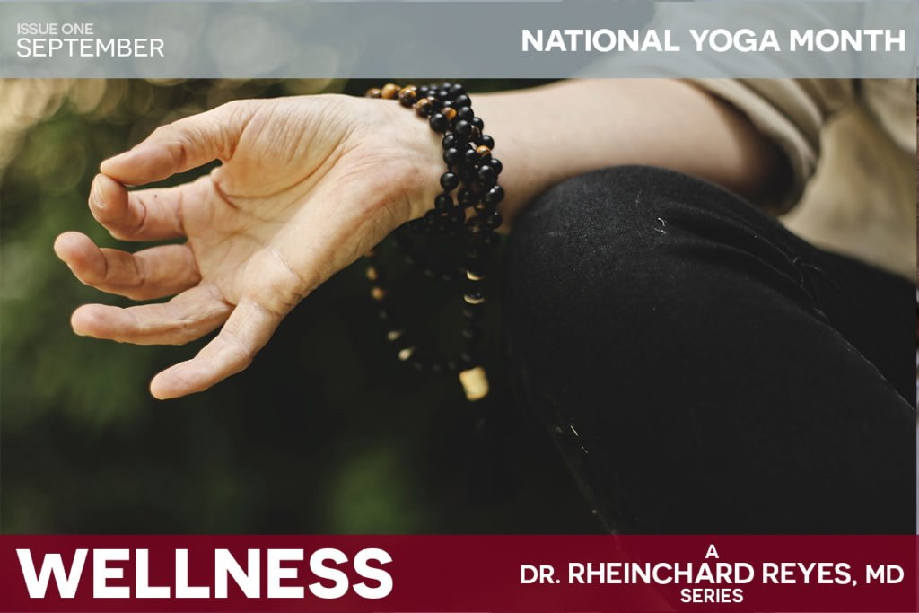 September national yoga month